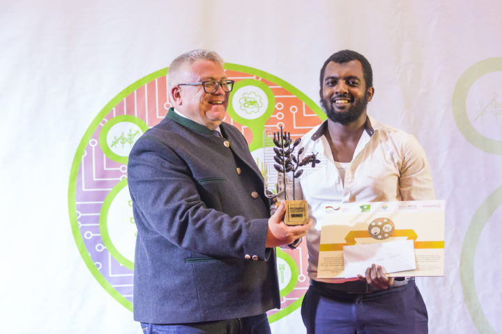 Green Innovation & Agritech Slam 2019 Winners in Pictures